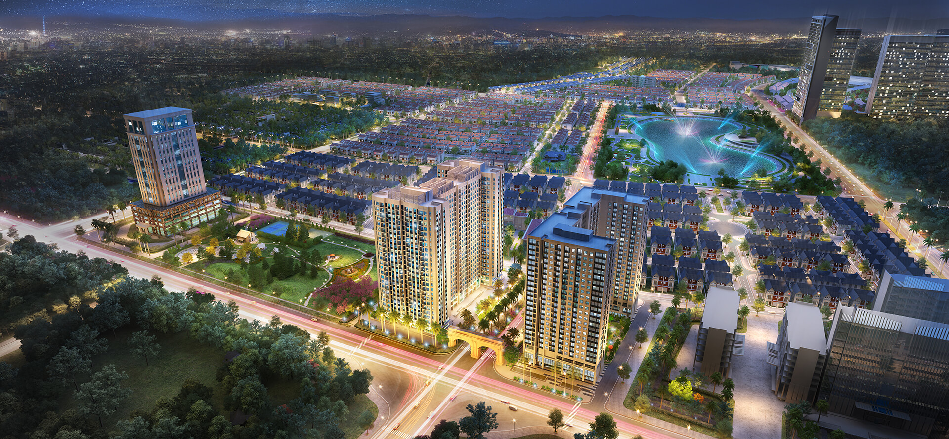 Anland Premium Apartment in Duong Noi New Urban of Nam Cuong – Diplomatic relations
